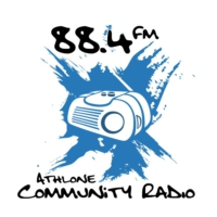 Logo of radio station Athlone Community Radio