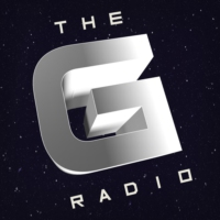 Logo of radio station THE G RADIO