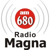 Logo of radio station Radio Magna