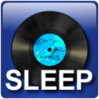 Logo of radio station Sleep Time
