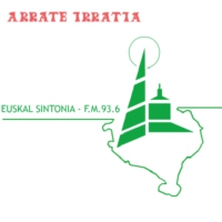 Logo of radio station Arrate Irratia