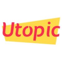 Logo of radio station Radio Utopic