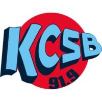 Logo of radio station KCSB-FM 91.9