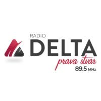 Logo of radio station Radio Delta Novi Sad 89.5