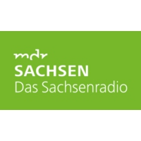 Logo of radio station MDR Sachsen