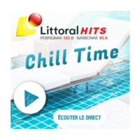 Logo of radio station LITTORAL HITS CHILL TIME