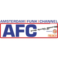 Logo of radio station Amsterdam Funk Channel