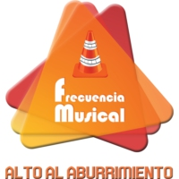 Logo of radio station FRECUENCIAMUSICALRADIO