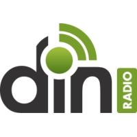 Logo de la radio Din Radio Jylland 105.6 FM