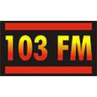 Logo de la radio Rádio 103 FM