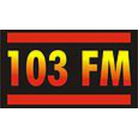 Logo of radio station Rádio 103 FM