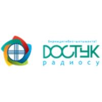 Logo of radio station Достук Радиосу