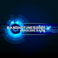 Logo of radio station BANGINGTUNES2020 - HARDCORE RADIO