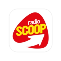 Logo of radio station Radio SCOOP