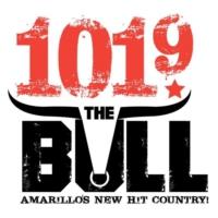 Logo of radio station KATP 101.9 The Bull