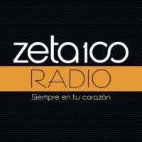 Logo of radio station zeta100 Radio
