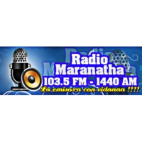 Logo of radio station Radio Maranatha
