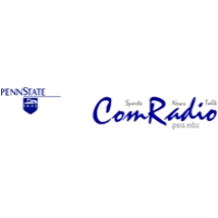 Logo of radio station ComRadio Penn State College of Communications