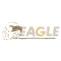 Logo of radio station KAGL The Eagle