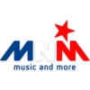 Logo of radio station MNM