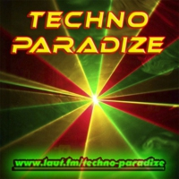 Logo de la radio Laut fm Techno Paradize