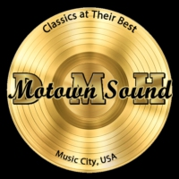 Logo of radio station DMH Motown Sound