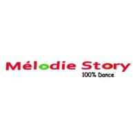 Logo of radio station radiomelodiestorydance