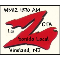 Logo of radio station WMIZ 1270