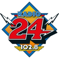 Logo of radio station Radio 24