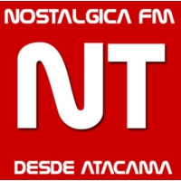 Logo of radio station NOSTÁLGICA FM