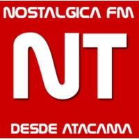 Logo de la radio NOSTÁLGICA FM