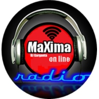 Logo of radio station Maxima Radio