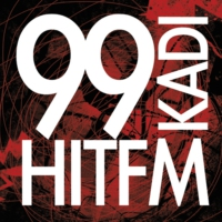 Logo of radio station 99 Hit FM KADI