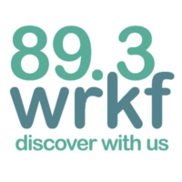 Logo of radio station WRKF FM 89.3