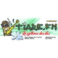 Logo de la radio Tiare FM