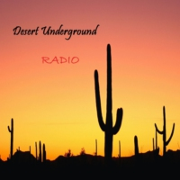 Logo of radio station Desert Underground Radio