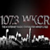 Logo of radio station 107.3 WKCR