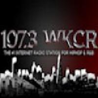 Logo of radio station 107.3 WKCR