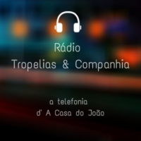 Logo of radio station Rádio Tropelias & Companhia