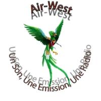 Logo de la radio Air-West 80's