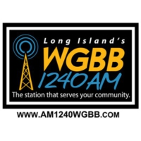 Logo of radio station WGBB Chinese Radio Network 1240 AM