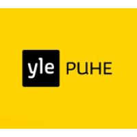 Logo of radio station Yle Puhe