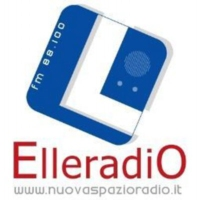 Logo of radio station ElleradiO