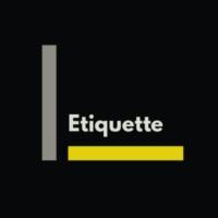 Logo of radio station Etiquette Mix Radio