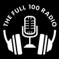 Logo of radio station The Full 100 Radio
