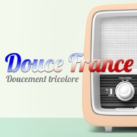 Logo of radio station Douce France