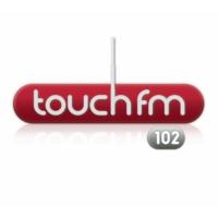 Logo de la radio 102 Touch FM