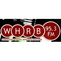 Logo of radio station WHRB 95.3