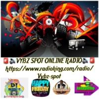Logo of radio station Vybz Spot Online Radio