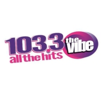 Logo of radio station WVYB 103.3 The Vibe